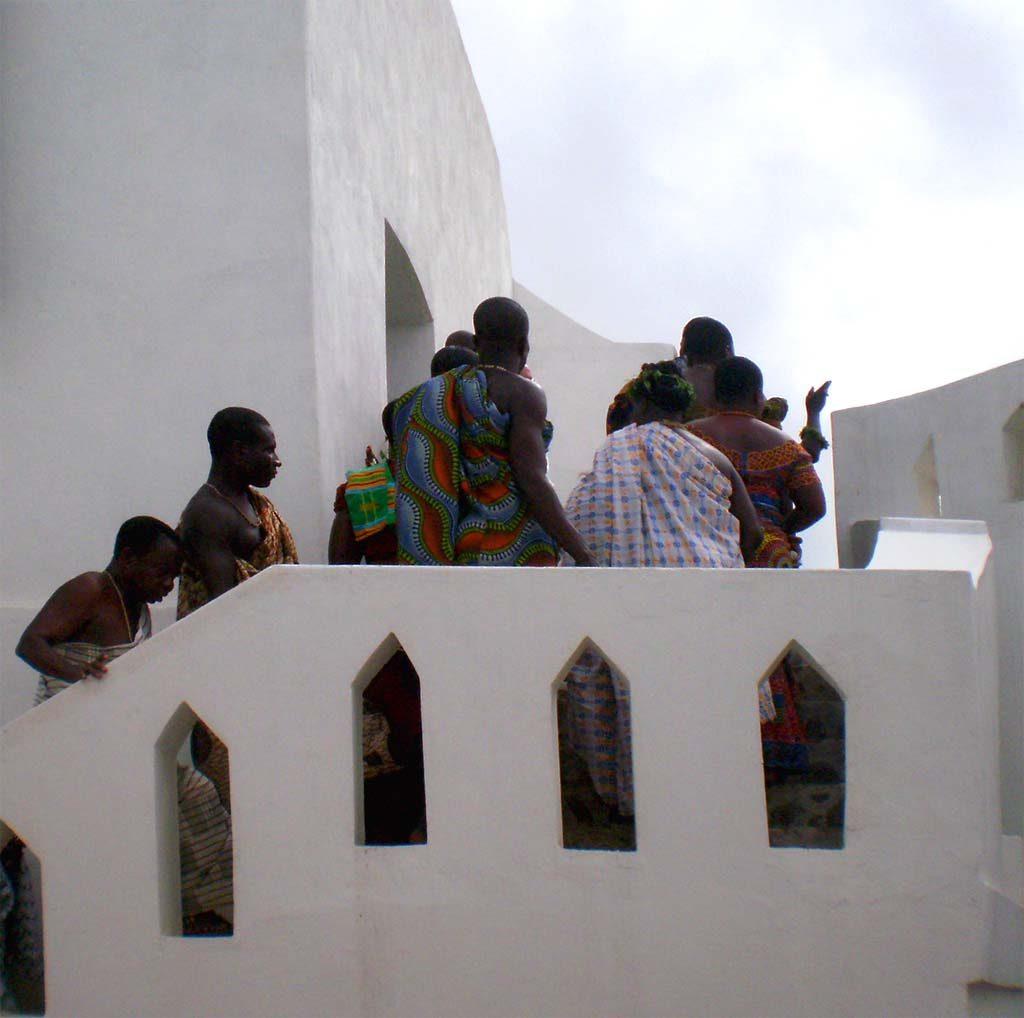 Fort Apollonia Ghana