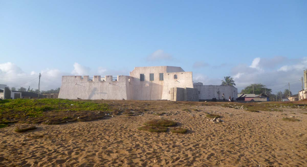 Fort-Apollonia-Ghana-view